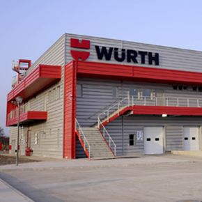 Edificio WURTH
